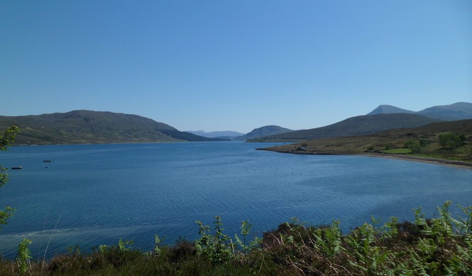 Isle of Scalpay and Beinn Na Caillich